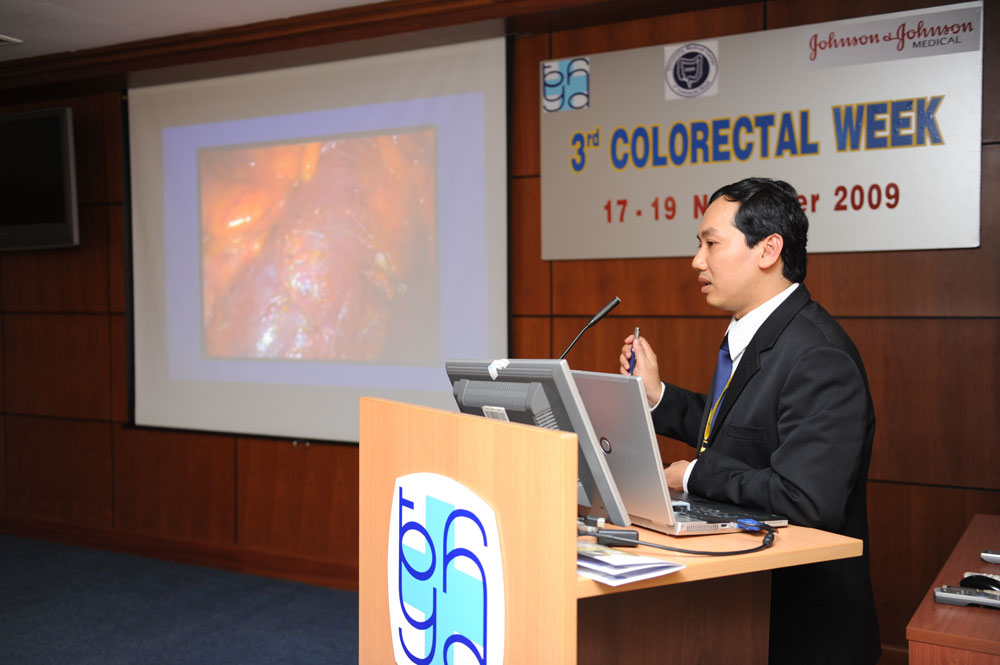 3rd Colorectal Week - 17-19 November 2009